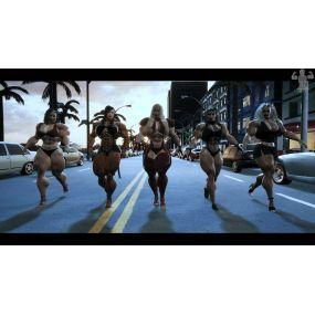 Walking Street Quintet (FHD...